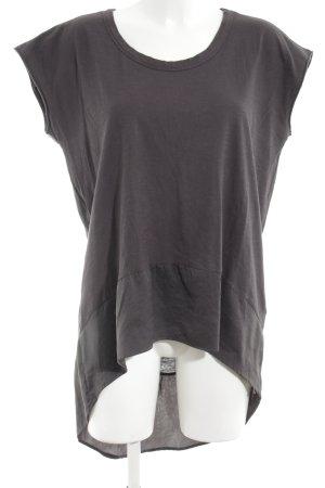 10 Days Camicia lunga nero stile casual