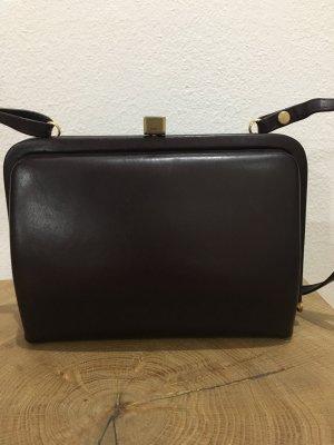 10 Euro-Super Angebot-Letzter Preis!!!Vintage Tasche in braunrot!