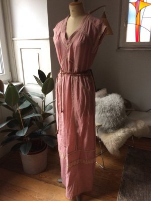 10 FEET Hippie Dress multicolored polyester