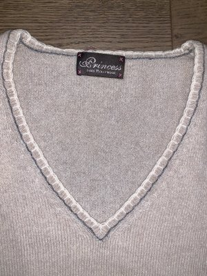 100% Cashmere Princess goes Hollywood Pullover 36 38 beige