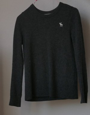 100% Cashmere Pullover Abercrombie and Fitch