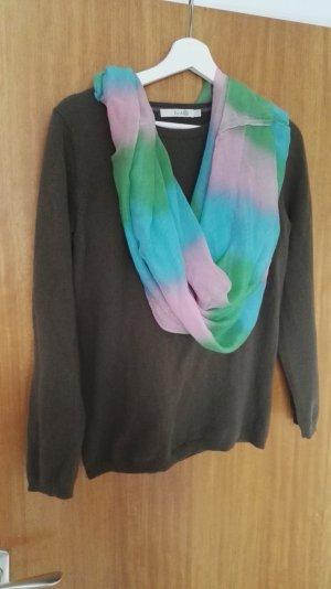 100% Cashmere Pullover (ohne Schal)