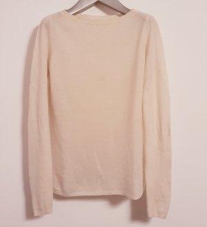 Adrienne Vittadini Pullover in cashmere crema