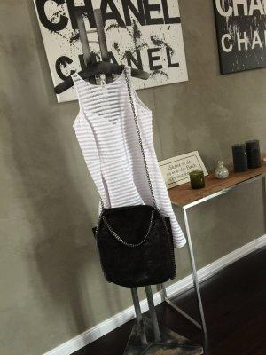 100% Fashion Tasche Neu Schwarz
