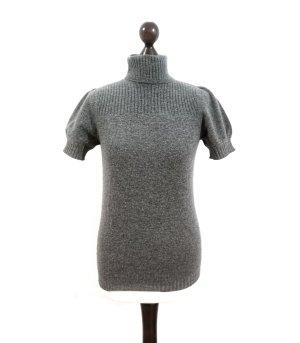 Naf naf Cashmere Jumper grey-dark grey cashmere