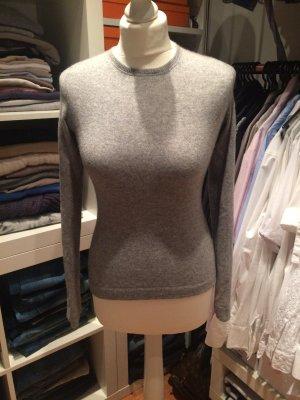 Cashmere Jumper grey cashmere