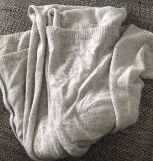 H&M Cashmere Scarf light grey cashmere