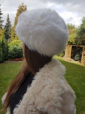 Gorra blanco-blanco puro