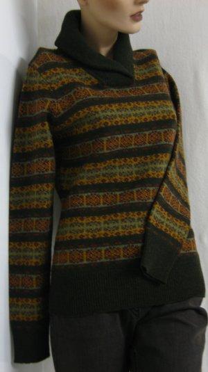 100% Lammwolle Pullover, Gr.M