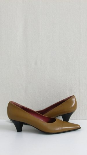 Madeleine Loafer color cammello Pelle