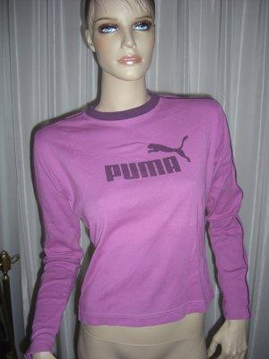 100% Orginal PUMA Shirt Pink Gr 38 neuwertig Kultmarke