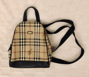 Burberry Laptop Backpack multicolored