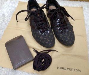 100% Orig. Louis Vuitton Salsa Sneaker Schuhe in Monogram Idylle, Gr. 39,5