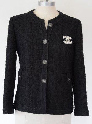100% original CHANEL Little Black Jacket gekauft in München mit Rechnung 38 34 36 S XS