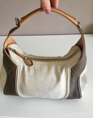 100% ORIGINAL: Handtasche von TOD's in braun-beige