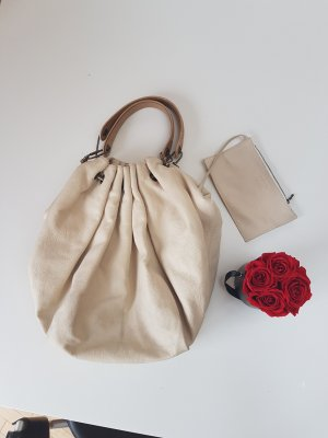 100% Original Hobo Bag Lanvin Beige ,Luxus Damen Tasche,Sack, UVP 1300,00 €