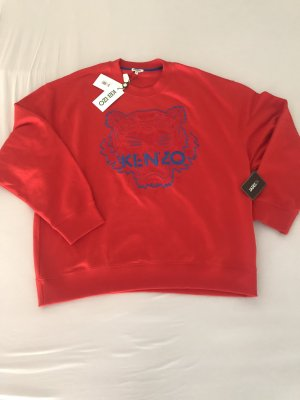 100% Original Kenzo Sweatshirt XL Tiger