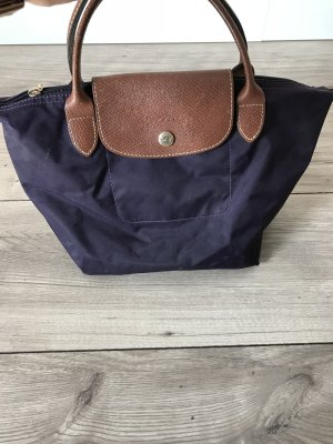 100% Original Longchamp in lila