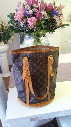 100% Original Louis Vuitton Bucket GM Tasche.