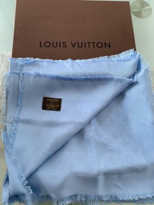 100% Original Louis Vuitton Monogram LV Seide -Neu-