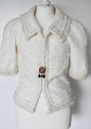 Chanel Tweed blazer wolwit