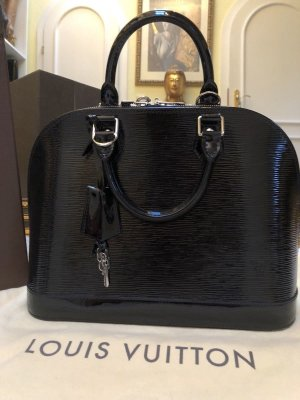 Louis Vuitton Sac Baril noir