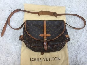 100% Originale Louis Vuitton Saumur 30 Umhängetasche/Cross Body