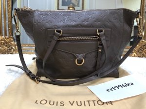 100% Originale Louis Vuitton Tasche M93409 Lumineuse PM mit Rechnung in Ombre