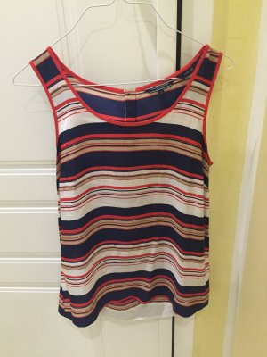 100% reine Seide! Tommy hilfiger Stripes Top!