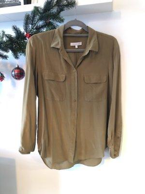 Second Female Zijden blouse veelkleurig