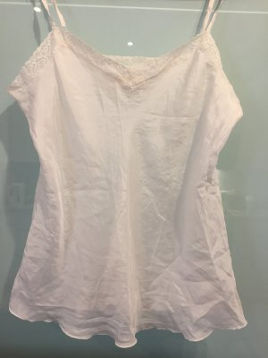 Silk Blouse white
