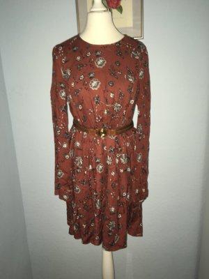 100% viscosa Kleid, Größe M