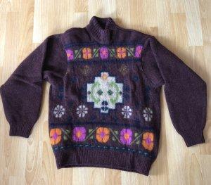 100% Wolle Pullover,Strickpullover,Rollkragenpullover