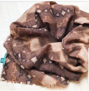 Ralph Lauren Wollen sjaal bruin