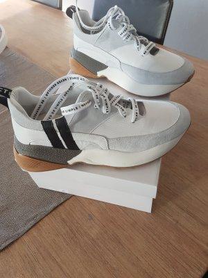 10 Days Sneakers met veters veelkleurig