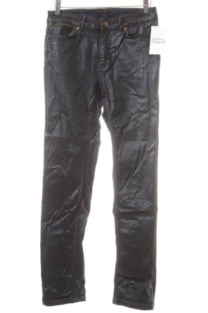 123 7/8 Jeans dunkelblau Casual-Look
