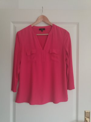 1.2.3 Paris Camicia rosa-magenta Tessuto misto