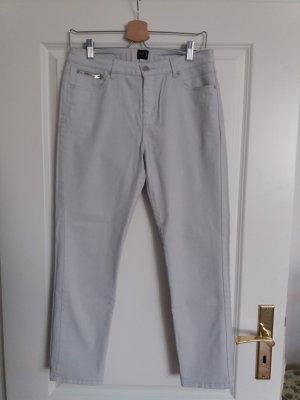 1.2.3 Paris 3/4 Length Trousers light grey
