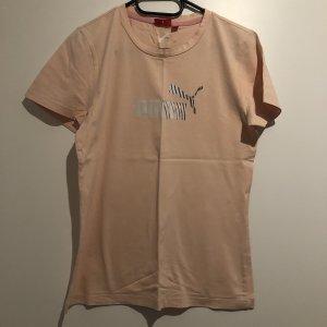 Puma Camisa deportiva albaricoque