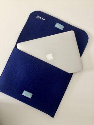 Carcasa para teléfono móvil azul oscuro-blanco Lana
