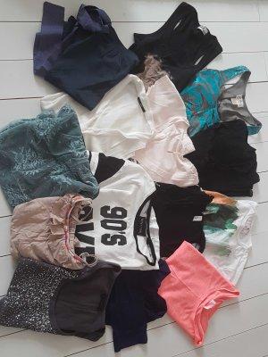 14 teiliges shirt / tops Set