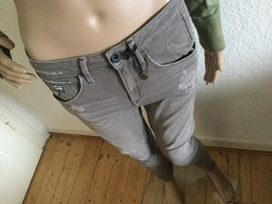 149€ G-STAR RAW taraped Jeans denim boyfriend Harem Hose destroyed mit Waschung