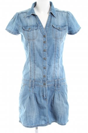 17&co Denim Dress blue casual look