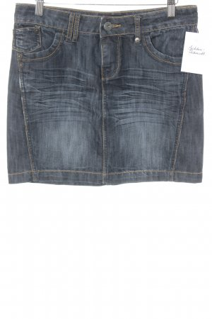 17&co Jeansrock dunkelblau Casual-Look