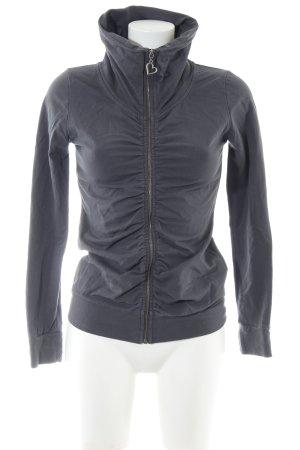 17&co Sweat Jacket light grey casual look