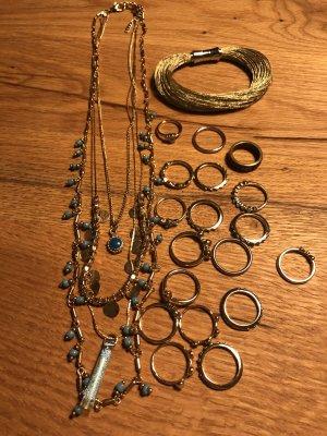 H&M Gouden ring goud