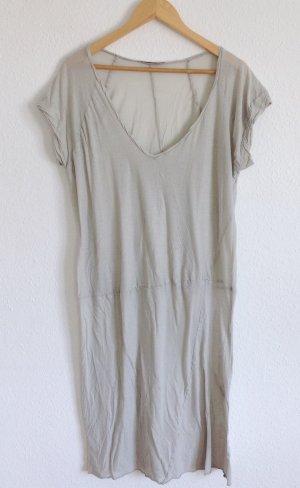 189€ HUMANOID Kleid - 10 Days Essentiel Cos Vince James Perse Iro Longshirt Shirt Nude Grau S M L