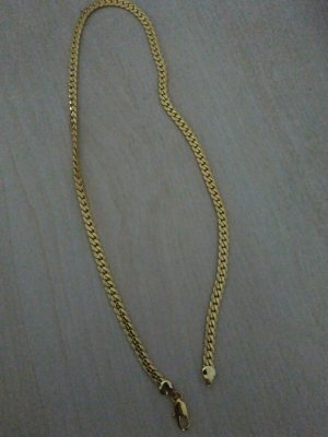 Gold Chain dark yellow