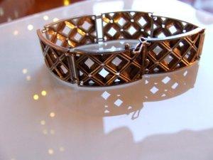 1920 Antik Silberarmband Art Deco 835er Silber Armband Gliederarmband 835