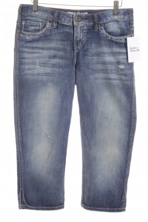 1921 3/4 Jeans blau Casual-Look